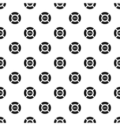 Circle loading 25 percent pattern simple style vector