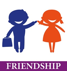 Friendship vector