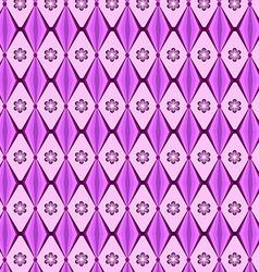 Patterns geometric diamond purple vector