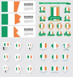Set ireland vector