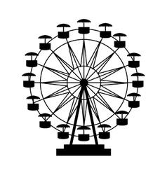 fair attraction icon vector image
