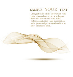 abstract background beige transparent vector image vector image