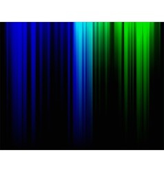 Black blue and green abstract background vector