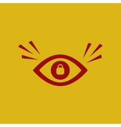 Eye problems vector
