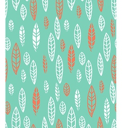The geometric pattern Seamless background Pattern vector image