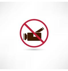 No video vector