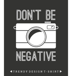 With the slogan for t-shirts vector