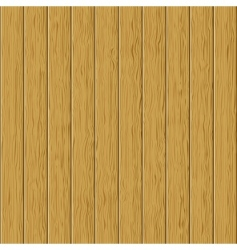wooden board fence vector image