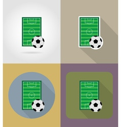 Sport flat icons 61 vector