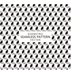 Geometric seamless background vector