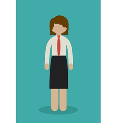 Businesspeople design vector