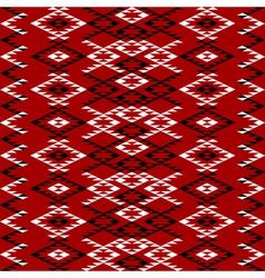 ethnic texture design vector image