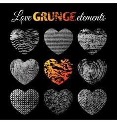 Brutal grunge background vector image vector image