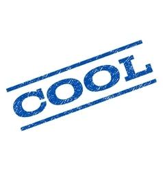 Cool watermark stamp vector