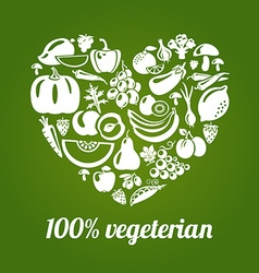 Vegeterian vector