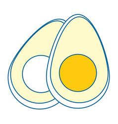 eggs icon image vector image vector image