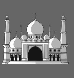 Masjid vector image