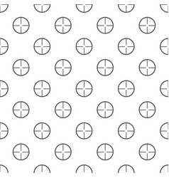 aim pattern seamless vector image