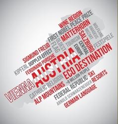 Austria word vector