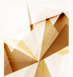 Modern abstract geometric textured background vector