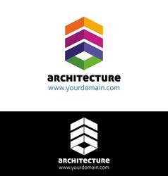 Modern architecture vector