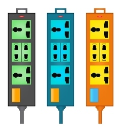 Outlet power vector