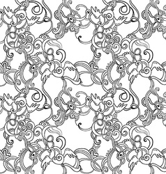 floristicpattern vector image