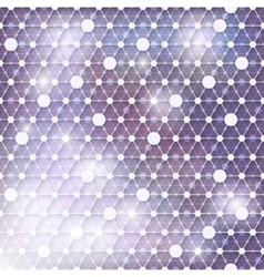 net colorful blurred background vector image vector image