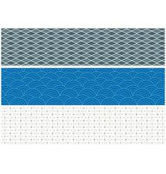 ornamental patterns vector image