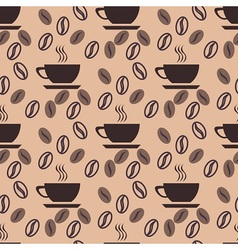 Good coffe pattern vector