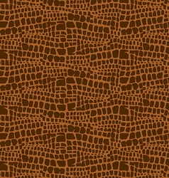 Animal skin hand drawn texture seamless pattern vector