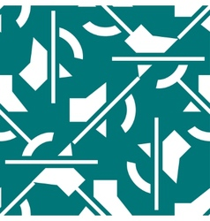 Mute sound web icon flat design seamless pattern vector