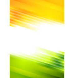 Bright conceptual summer striped background vector image