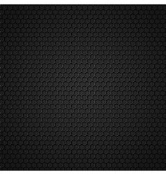 Black carbon seamless pattern vector