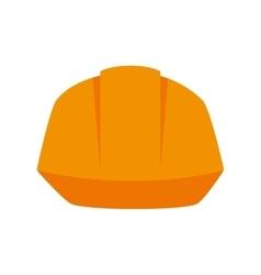 Helmet security industrial equipment vector