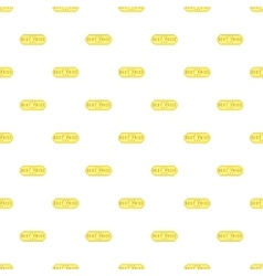Label best choice premium pattern cartoon style vector