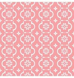 Pastel retro pattern vector image vector image