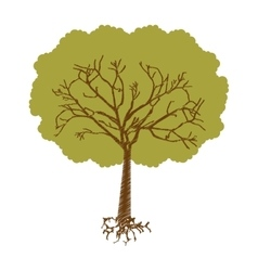 ecology concept isolated icon vector image