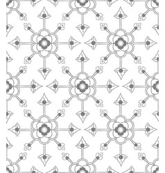 Abstract seamless repeating pattern vector