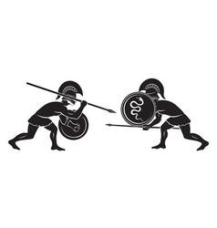 Gladiators vector