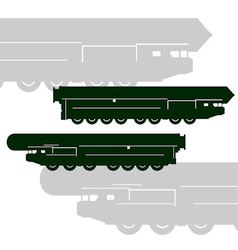 Strategic rocket forces vector