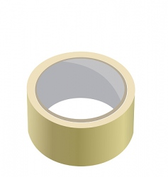 Adhesive tape vector