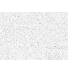 background stone wall white grunge texture vector image