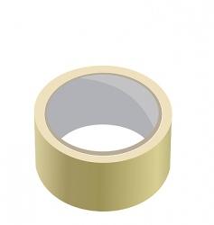 Adhesive tape vector