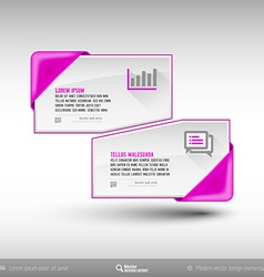 Business frames vector