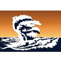 storm vector image vector image
