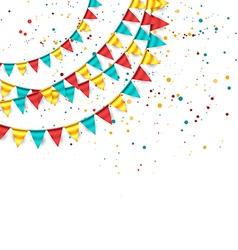 Festive Background 3 vector image