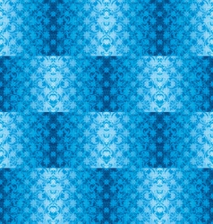 blue silk seamless vector image vector image