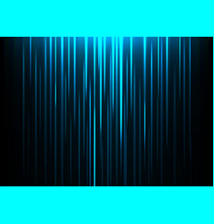 speed laser technology background vector image vector image