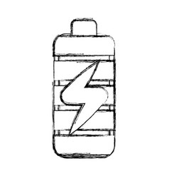 Battery charged energy vector